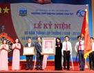 Trường THPT chuyên Lương Văn Tụy đón nhận Huân chương Độc lập hạng Nhì