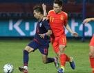 U22 Thái Lan thua U22 Trung Quốc trong trận giao hữu trước thềm SEA Games