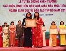 Hà Nội: Tôn vinh 125 nhà giáo tiêu biểu