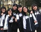 """Nữ sinh """"nhại 7 thứ tiếng"""" được tuyên dương Thanh thiếu nhi tiêu biểu tỉnh Nghệ An"""