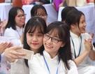Nét tinh khôi nữ sinh xứ Nghệ ngày khai trường