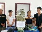 Chặt đứt đường dây ma túy từ tam giác Vàng vào Việt Nam, thu 69 bánh heroin