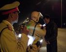 Tăng cường kiểm tra nồng độ cồn lái xe dịp tết Nguyên đán