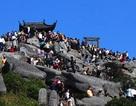 Nườm nượp người hành hương về Yên Tử trước giờ khai hội