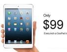 Chỉ sau 1 ngày, iPad mini nhái giá 99 USD xuất hiện