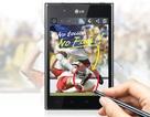 LG Optimus Vu màn hình 5 inch giá 13 triệu đồng
