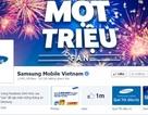 Samsung Mobile Việt Nam chào đón thành viên thứ 1 triệu