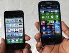 """Apple lại """"gây hấn"""" với Samsung trong vụ kiện mới"""