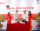 Bkav tài trợ học bổng 12,7 tỷ đồng cho sinh viên Đại học Bách Khoa Hà Nội