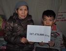 Trao hơn 107 triệu đến với gia đình bà Hoàng Thị Hằng