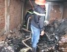 Cháy lớn tại khu chung cư cũ