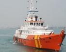Điều lực lượng đi cứu 35 ngư dân bị hỏng tàu ngoài biển