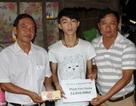 Hơn 54 triệu đồng đến với gia đình cháu Phạm Việt Chung
