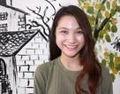 Ngắm tranh vẽ tường độc đáo của Hot girl Đại học Trà Vinh