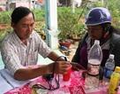 Rủ nhau đi đo độ mặn của nước để cứu vườn cây ăn trái