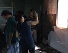 Cháy bệnh viện, bệnh nhân hoảng loạn