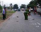 Xe máy kẹp 3 tông xe chở quan tài, 3 người tử vong