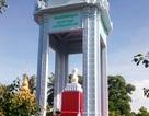Khánh thành đài tưởng niệm truyền thống cách mạng đồng bào Khmer