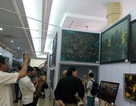 Khai mạc Triển lãm mỹ thuật khu vực Đồng bằng sông Cửu Long
