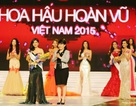 Nam A Bank trao giải thưởng đặc biệt cho tân Hoa hậu Hoàn vũ Việt Nam 2015