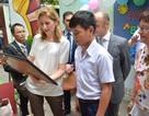 Ái nữ Tổng thống Italia đến với trẻ em nghèo TPHCM