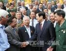 Chủ tịch nước gặp mặt thân mật các chiến sĩ cách mạng bị địch bắt, tù đày