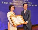 Trường ĐH Luật TPHCM nhận huân chương Lao động hạng Nhất
