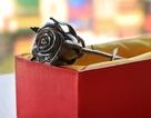 """Xuất hiện """"quà khủng"""" dịp 20/10: Hoa hồng vàng nguyên khối giá 200 triệu"""