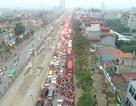 Hà Nội: Tắc dài hàng cây số trên đường Cầu Diễn mỗi ngày