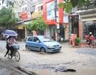 """""""Con đường đau khổ"""" ở cửa ngõ phía Đông Hà Nội"""