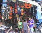 Hà Nội: Đồ chơi ma quỷ tràn ngập phố cổ trước ngày Halloween