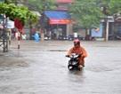 Ảnh hưởng không khí lạnh, miền Trung mưa lớn, nhiều nơi ngập sâu