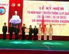 Quân khu 5 đón nhận Huân chương Quân công hạng Nhất