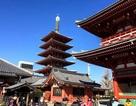 Tham quan ngôi chùa cổ nổi tiếng và lớn nhất Tokyo