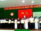 Trao học bổng đến học sinh đạt giải Nhì kỳ thi học sinh giỏi