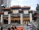 Thăm ngôi đền linh thiêng nhất ở Hồng Kông