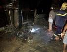 Cháy kho chứa hàng, hai người bỏng nặng