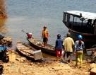 Lật ghe trên hồ thủy điện, hai vợ chồng chết đuối