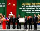 Công nhận 1 huyện, 1 thị xã của Quảng Nam đạt chuẩn nông thôn mới