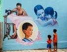 """""""Làng bích họa"""" góp phần vào phát triển văn hóa du lịch ở địa phương"""