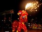 Giới trẻ Hội An hào hứng trong đêm giao lưu lân sư rồng