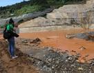 Sự cố vỡ cống dẫn dòng thủy điện: Do nước lũ làm bục cửa van