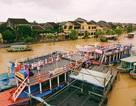 Hội An cấm vận chuyển người dân, du khách trên sông, biển khi có mưa lũ