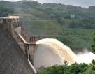 Chiều nay Thủy điện Sông Tranh tiến hành xả lũ