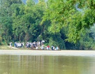Tìm thấy thi thể 2 học sinh gặp nạn khi đi đánh cá trong lũ
