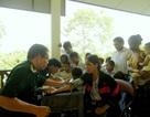Quảng Trị: Khám bệnh, cấp thuốc miễn phí cho người dân nước bạn Lào