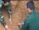 Đào móng xây trường, phát hiện 3 hài cốt liệt sĩ