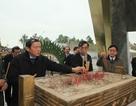 Dâng hương tri ân các anh hùng, liệt sĩ tại Nghĩa trang Trường Sơn