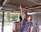 Chưa rõ nguồn gốc viên đạn bay xuyên mái nhà, trúng chân phụ nữ