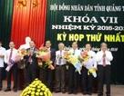 Bí thư Tỉnh ủy Quảng Trị được bầu giữ chức Chủ tịch HĐND tỉnh